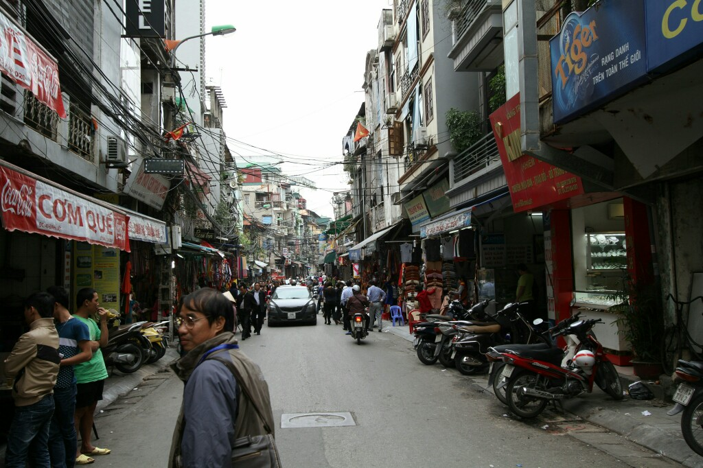 Hanoier Altstadt