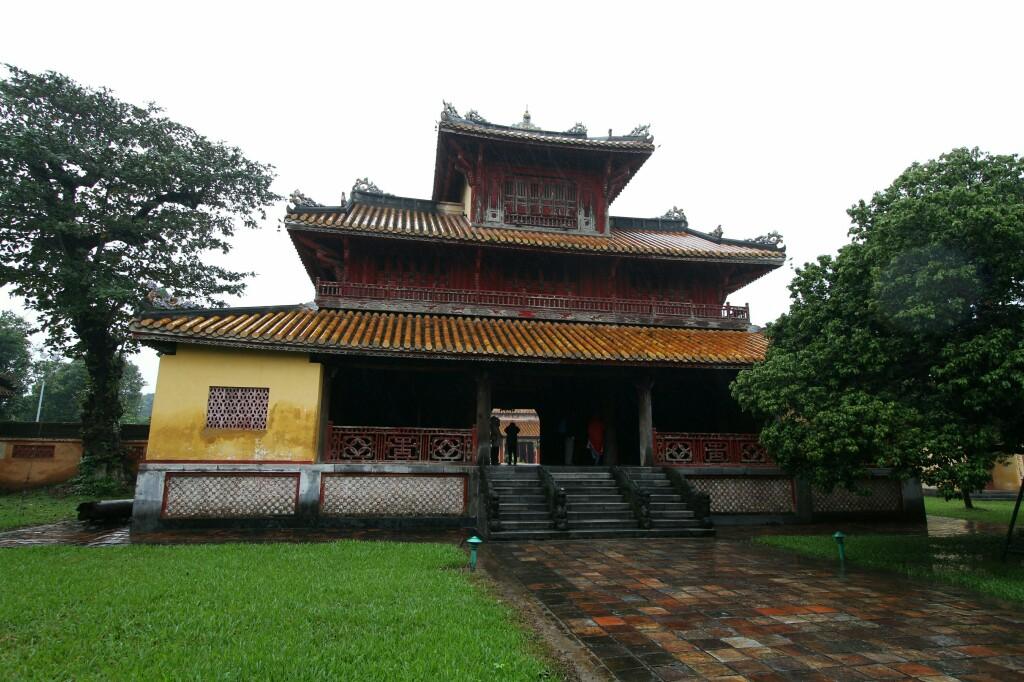 Pavillon der berühmten Seelen