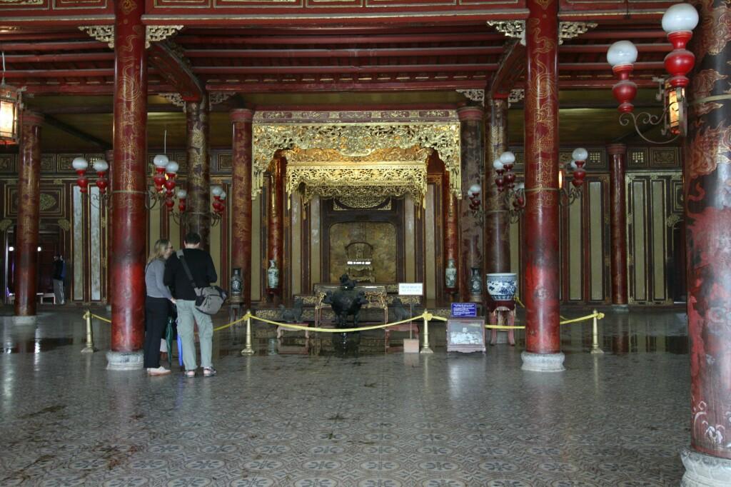 Halle der Höchsten Harmonie, Kaiserstadt Hue