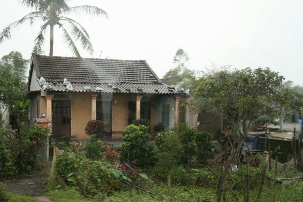 Dachbefestigung
