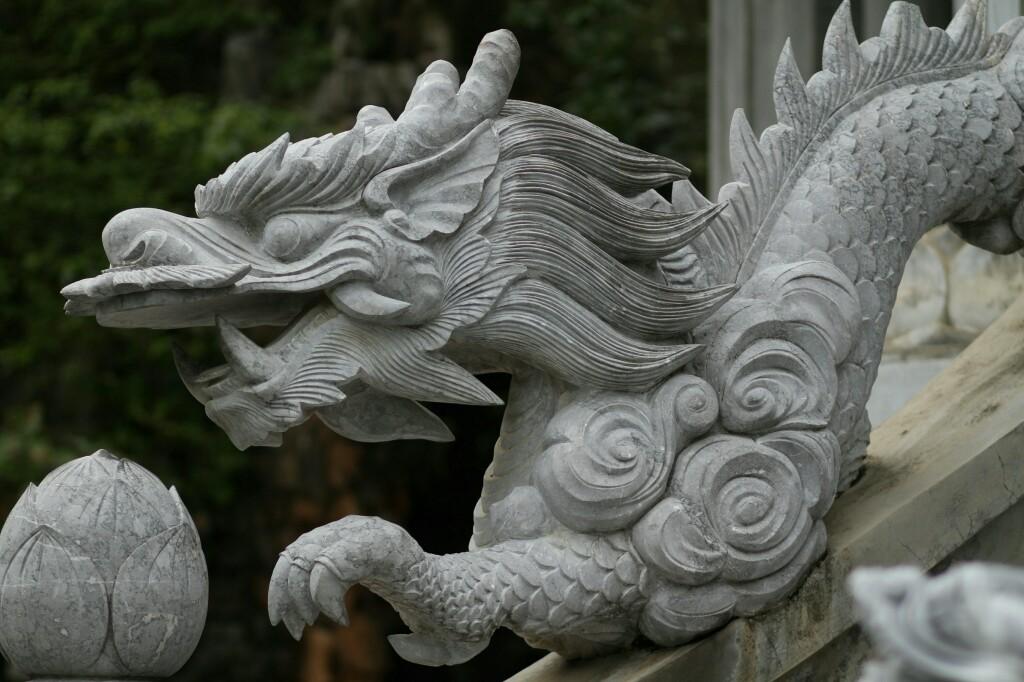 Drachenfigur, Thuy Son, Da Nang