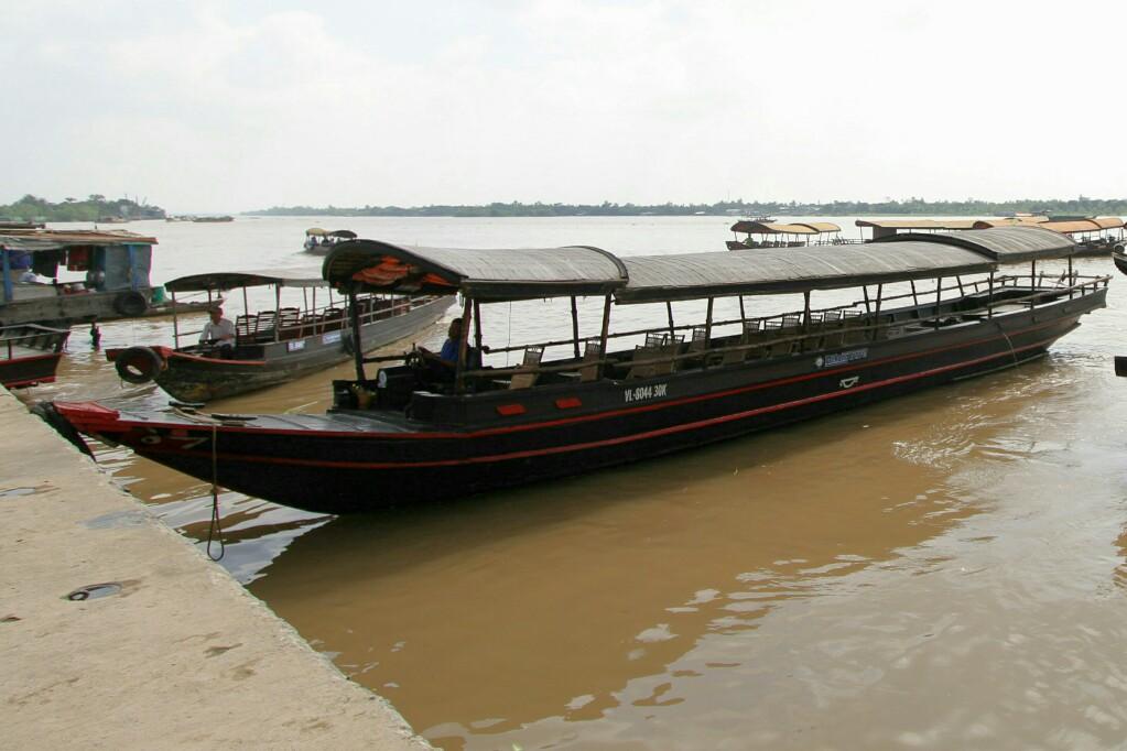 Mekong-Kutter
