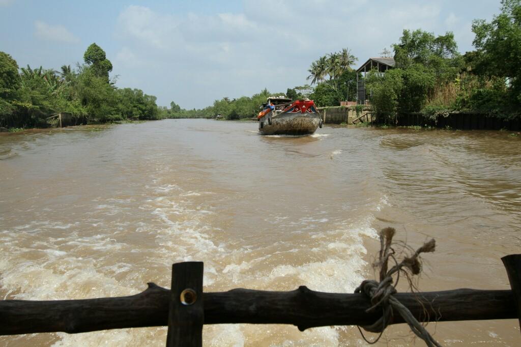 Seitenarm des Mekong