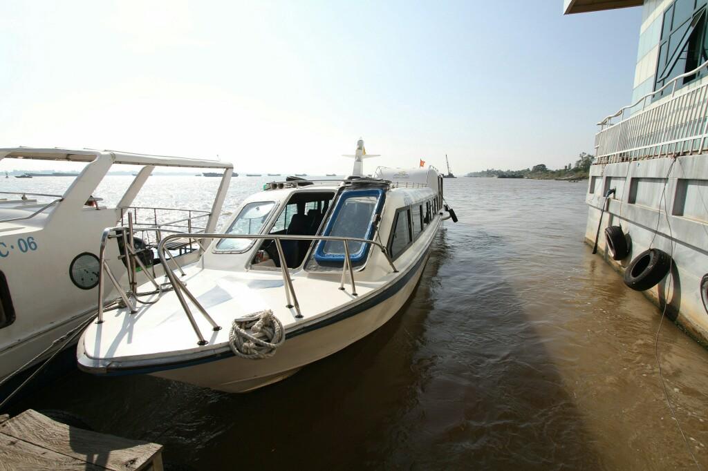 Mekong-Schnellboot