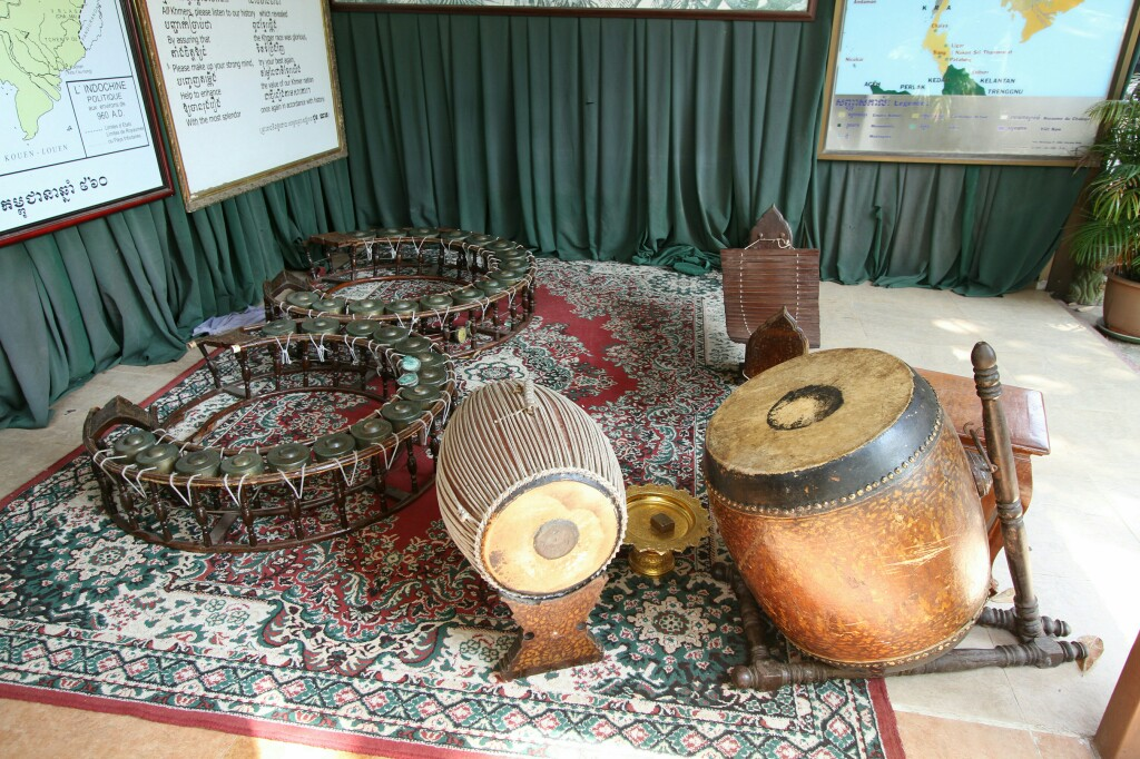 Khmer Instrumente