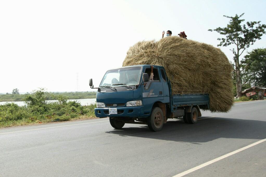 Heutransport