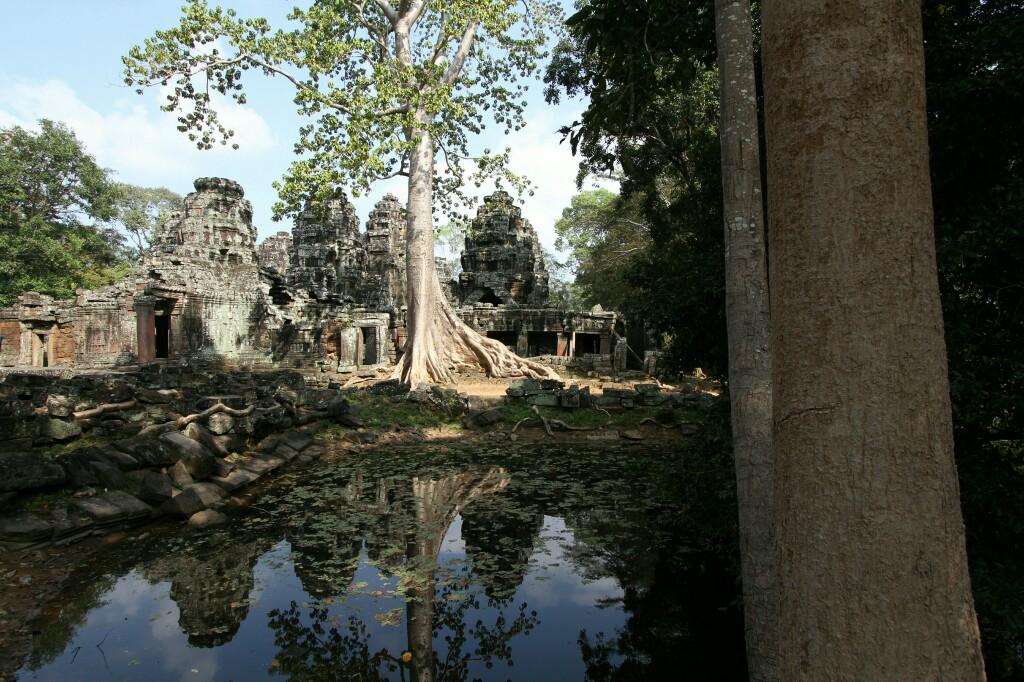 Banteay Kdei Tempel