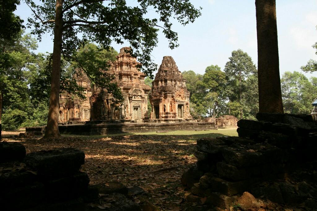 Preah Ko Tempel