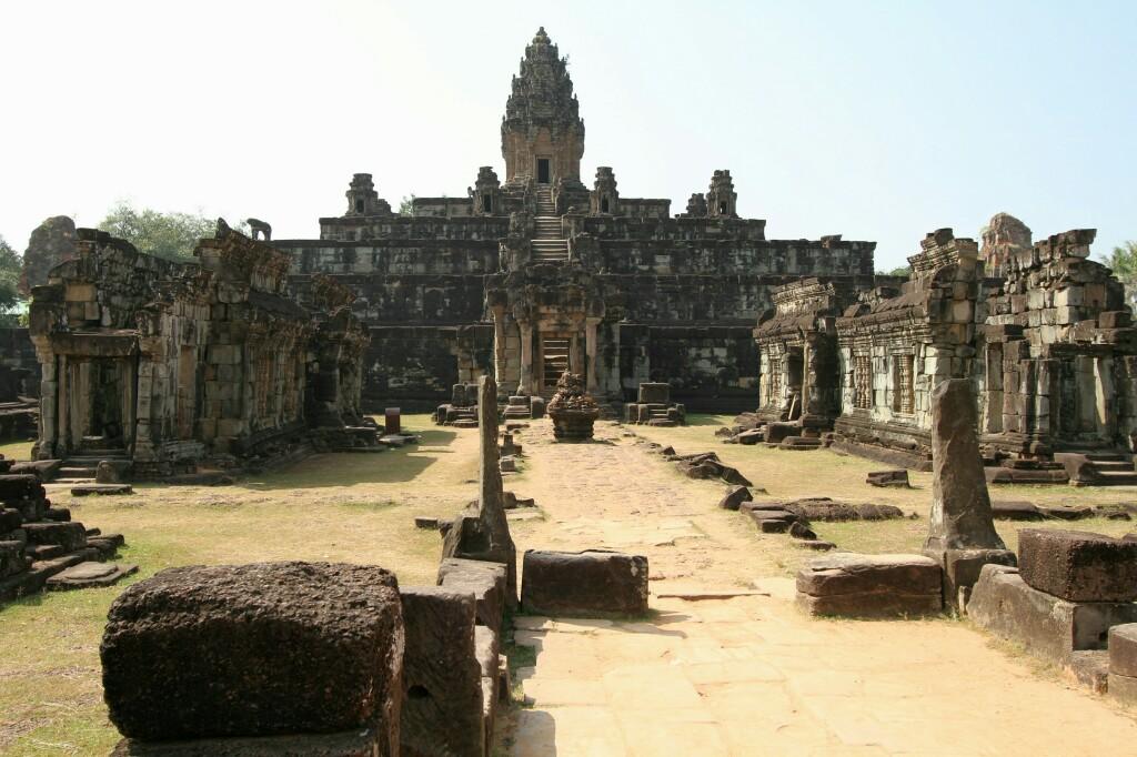 Bakong Tempel